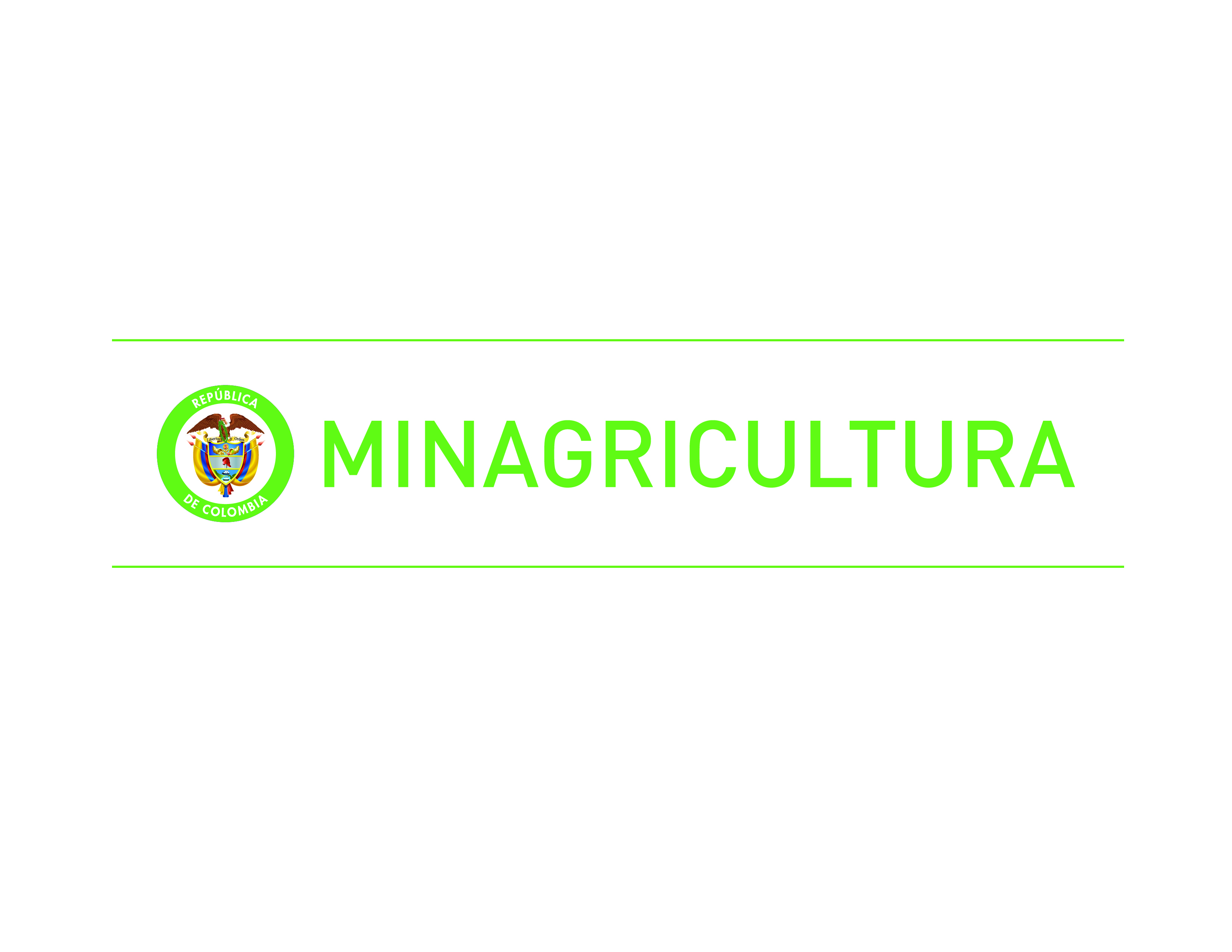 Resultado de imagen para logo minagricultura.gov.co